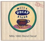 Mills 1860 Blend Decaf 24 Count 2.5 oz. bags