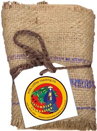Organically-Grown Colombian Campesina