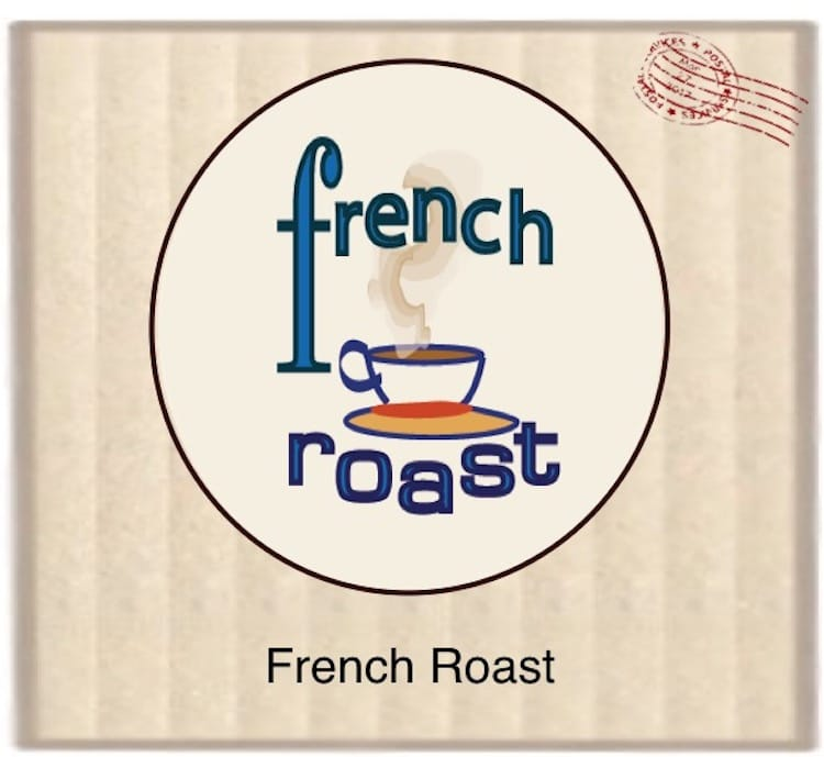 French Roast 24 Count 2.5oz. bags
