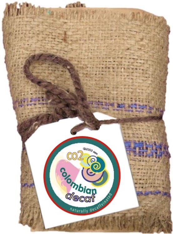 Colombian CO2 Decaf