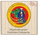Organically Grown Colombian Campesina 24 Count 2.5oz. bags