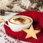 Winter Flavored Coffee Sampler