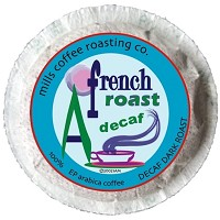 French Roast Decaf Pods