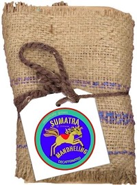Organically Grown Sumatra Decaf